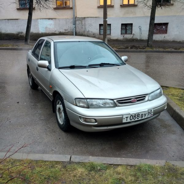 Комплект порогов KIA Sephia 1 (1995–1998)