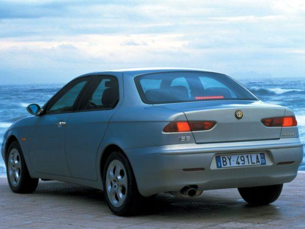 Комплект порогов Alfa Romeo 156 (1997-2007)