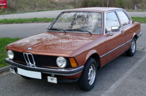 Комплект порогов BMW e21 (1975-1983)