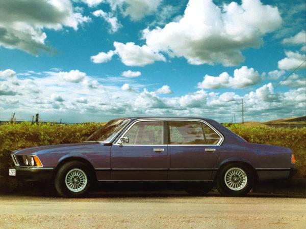 Комплект порогов BMW e23 (1977-1986)