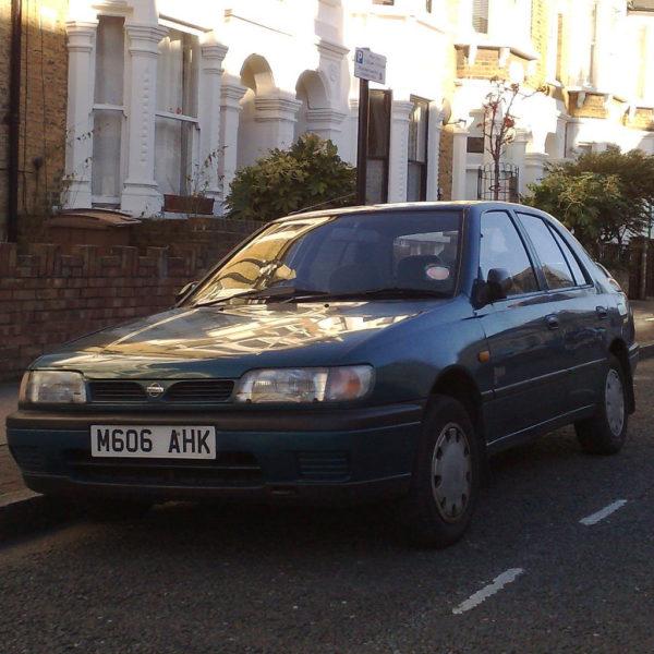Комплект порогов Nissan Sunny (n14) (1990–1995)