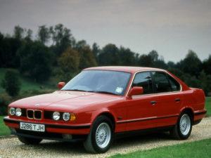 Комплект порогов BMW 5 E34