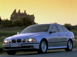 Комплект порогов BMWE39 (1996–2004)