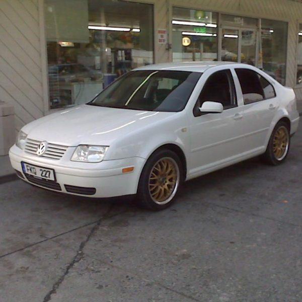 Комплект порогов VW Jetta 4 (1998–2004)
