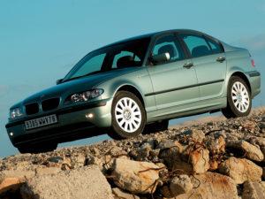 Комплект порогов BMW 3 E46 (1998-2005)