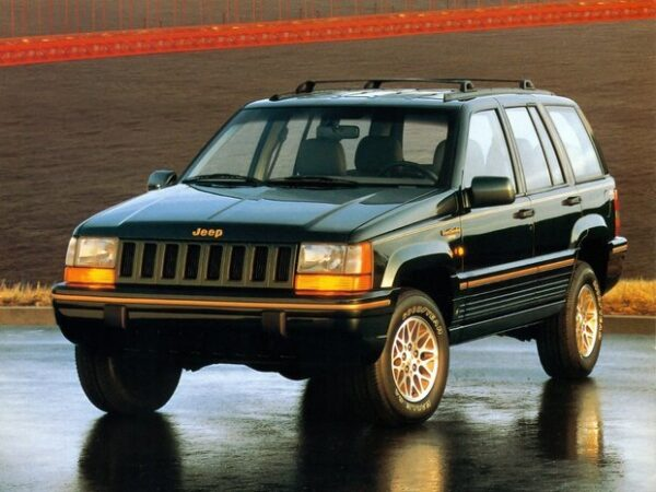 Комплект порогов Jeep Grand Cherokee 1 (1993-1998)