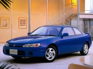 Комплект порогов Toyota Corolla Levin 110 (1995-1999)