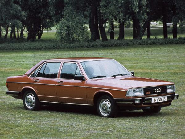 Комплект порогов Audi 100 C2 (1976-1982)
