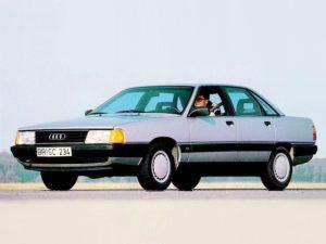 Комплект порогов Audi 100 c3 (1982–1991)