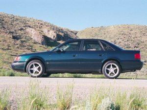 Комплект порогов Audi 100 c4 (1990–1994)