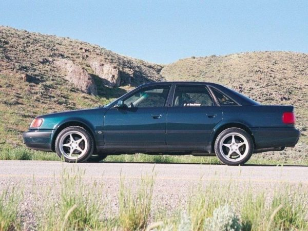 Комплект порогов Audi 100 C4 (1990-1994)