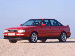 Комплект порогов Audi 80 b4 (1991-1996)