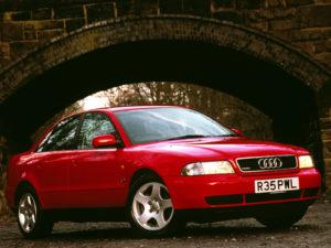 Комплект порогов Audi A4 B5