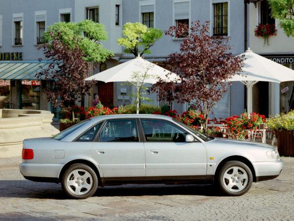 Комплект порогов AudiA6C4 (1994–1997)