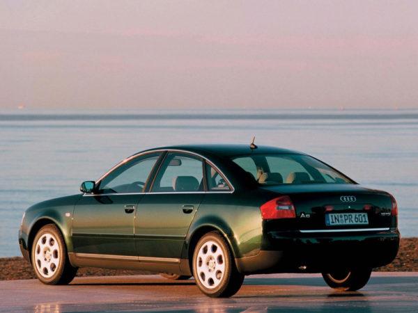 Комплект порогов AudiA6C5 (1997-2005)