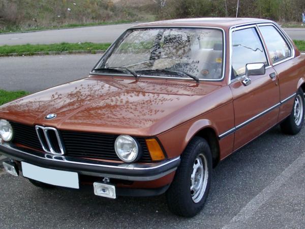 Комплект порогов BMW 3 E21 (1975-1983)