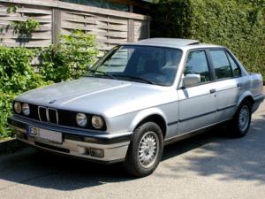 Комплект порогов BMW3 E30 (1982-1994)