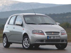 Комплект порогов ChevroletKalos (2002–2011) Aveo