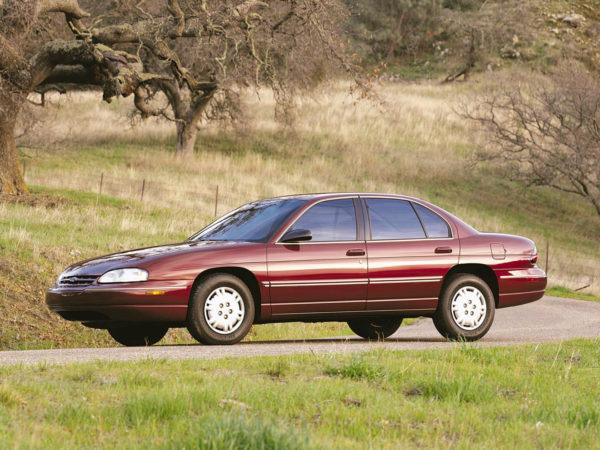 Комплект порогов Chevrolet Lumina (1990-1996)