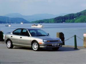 Комплект порогов Chrysler Neon 1 (1995-2000)