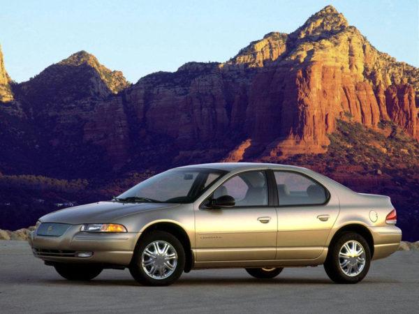 Комплект порогов Chrysler Cirrus 1 (1995-2000)
