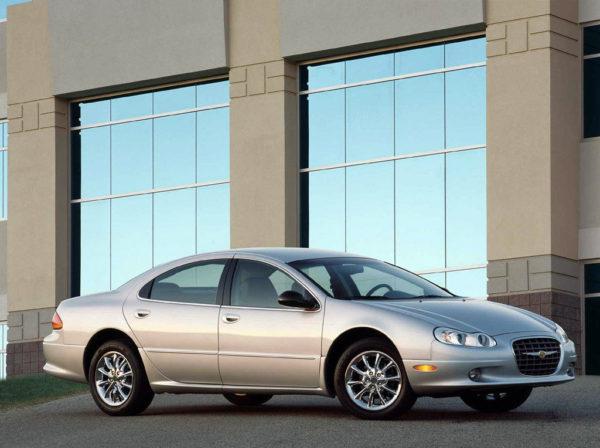 Комплект порогов Chrysler Concorde (1998-2004)