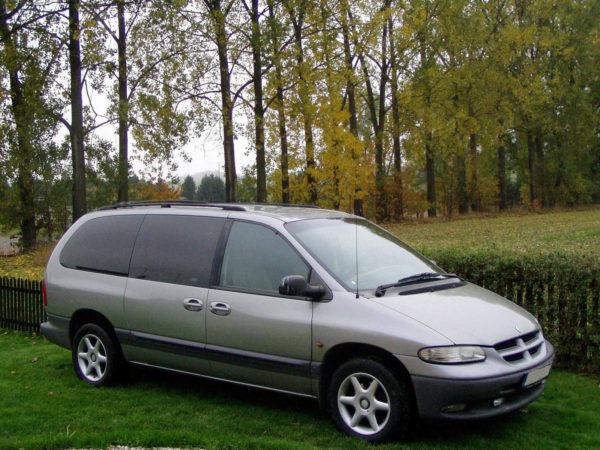 Комплект порогов Chrysler Voyager 3 (1995-2000)
