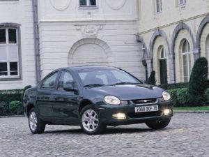 Комплект порогов Chrysler Neon 2 (2001-2005)
