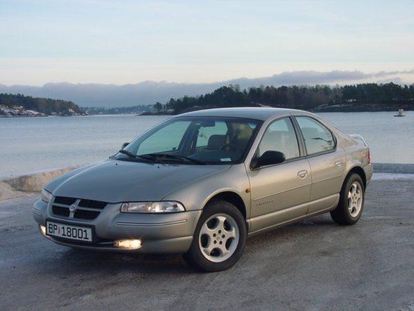 Комплект порогов Chrysler Stratus 1 (1995-2000)
