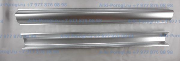 Комплект порогов Citroen C3 (2002-2009)