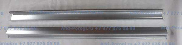 Комплект порогов Citroen C4 (2004-2009)