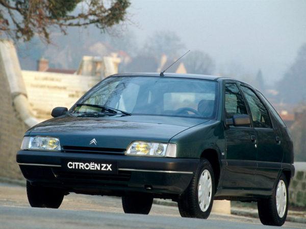 Комплект порогов CitroenZX (1991-1997)