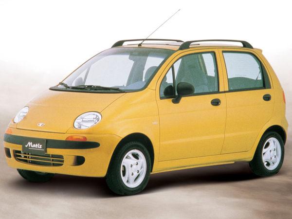Комплект порогов Daewoo Matiz