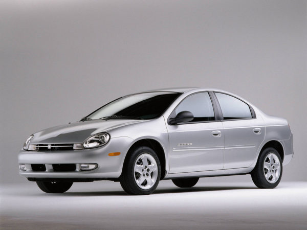 Комплект порогов Dodge Neon 2 (2001-2005)