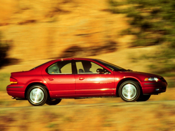 Комплект порогов Dodge Stratus 1 (1995-2000)