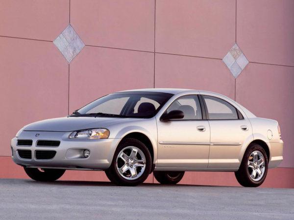 Комплект порогов Dodge Stratus 2 (2001-2007)