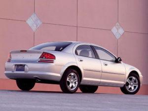 Комплект порогов Chrysler Stratus 2 (2001-2007)