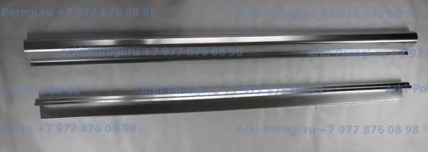 Комплект порогов Skoda Fabia (1999-2007)