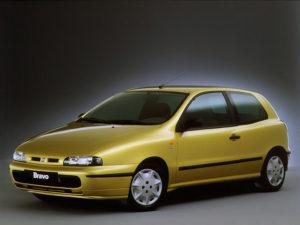 Комплект порогов FiatBravo (1995-2002)
