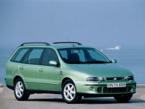 Комплект порогов FiatMarea (1996–2002)
