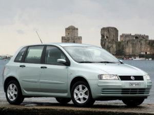 Комплект порогов Fiat Stilo (2001 – 2010)