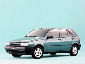 Комплект порогов Fiat Tipo (1987–1995)