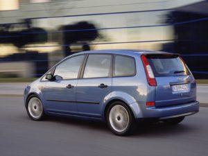 Комплект порогов Ford C-max 1 (2003-2009)