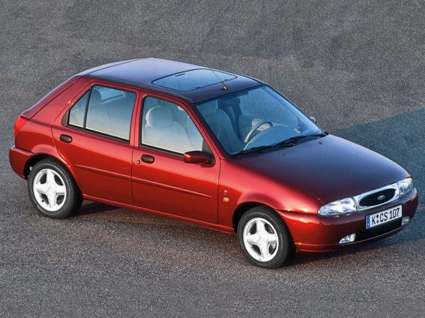 Комплект порогов Ford Fiesta