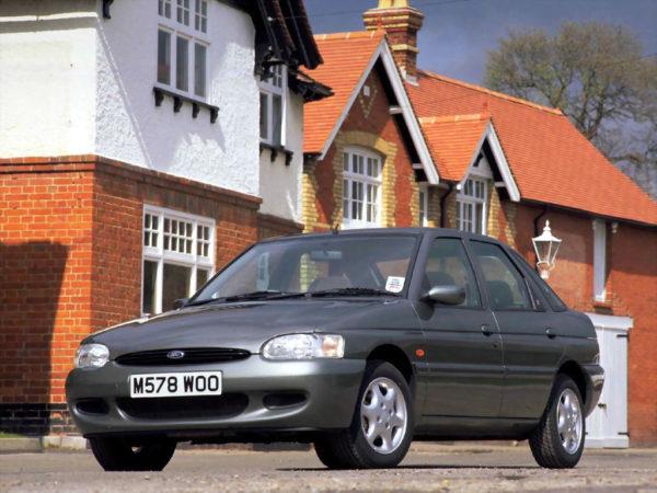 Комплект порогов Ford Escort 6 (1995-2000)