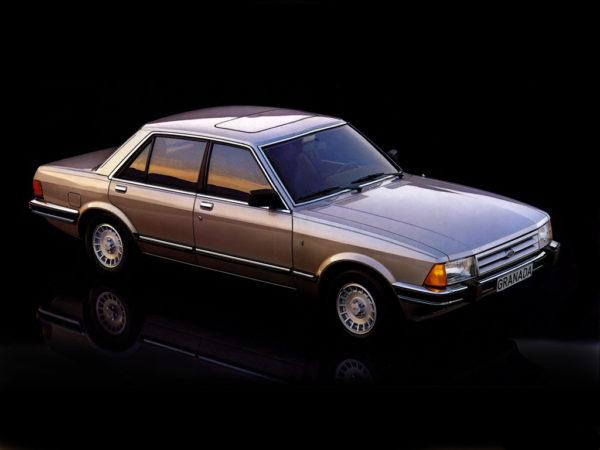 Комплект порогов FORD Granada 2 (1977-1984)