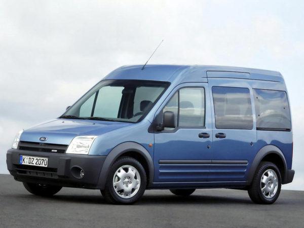 Комплект порогов Ford Connect (2002-2009)
