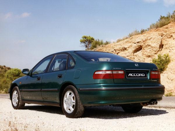 Пороги на Honda Accord (1990-2001)