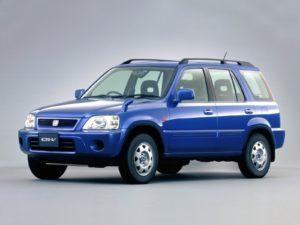 Комплект порогов Honda CR-V 1 (1995–2004) под накладку