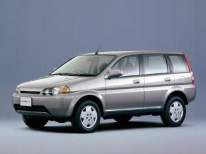 Комплект порогов HondaHR-V (1998-2006)